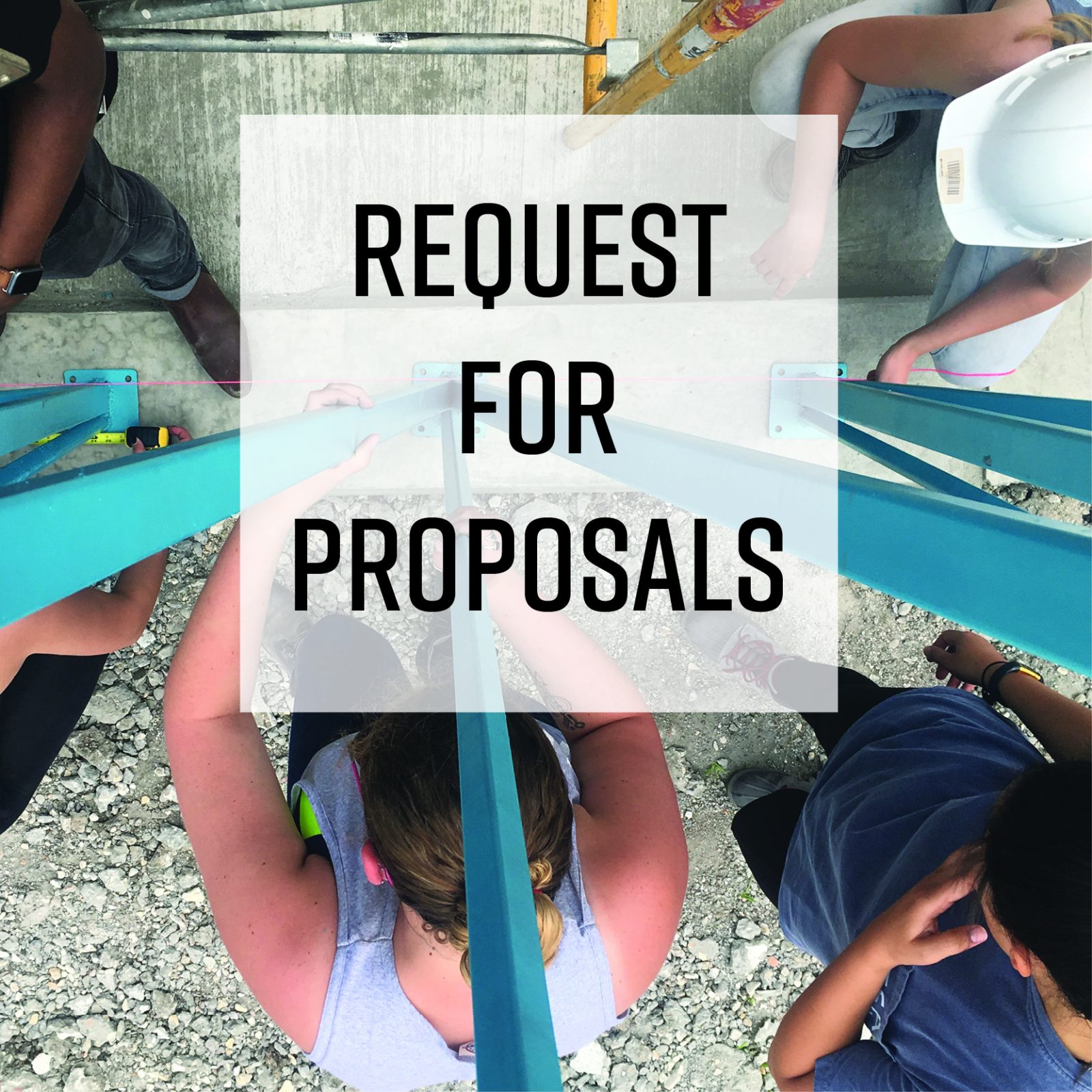 The 2019 RFP is now Open!! | The Albert and Tina Small Center for